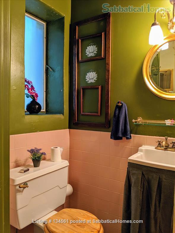 Historic colonial house in Old West Side  Home Rental in Ann Arbor, Michigan, United States 6