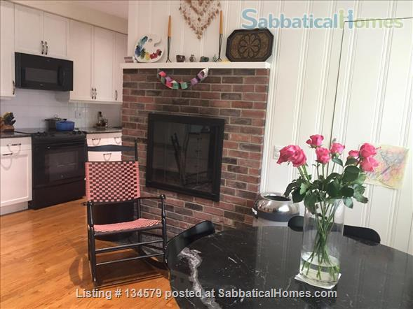 Great historic home walk to Brown and RISD  Home Rental in Providence, Rhode Island, United States 0