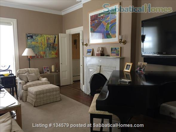 Great historic home walk to Brown and RISD  Home Rental in Providence, Rhode Island, United States 2
