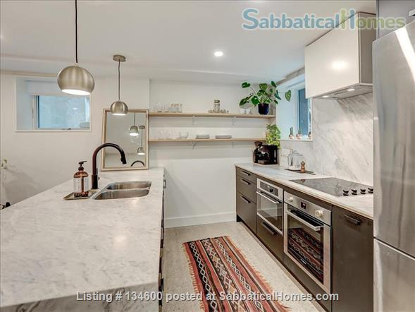 Newly Rennovated High-end Studio Apartment in Dufferin Grove Home Rental in Toronto, Ontario, Canada 5