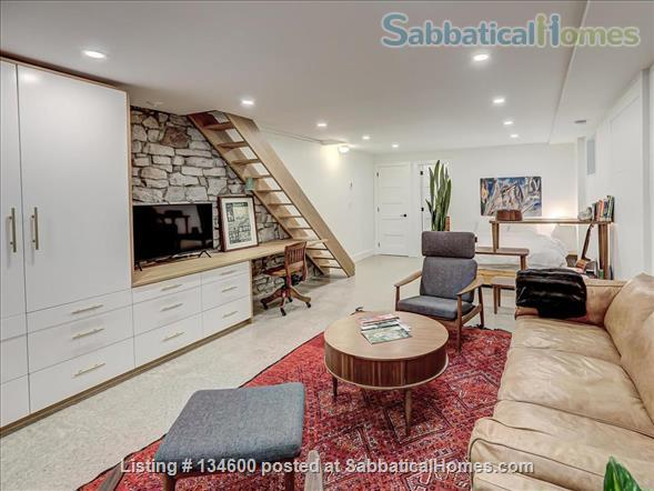 Newly Rennovated High-end Studio Apartment in Dufferin Grove Home Rental in Toronto, Ontario, Canada 6