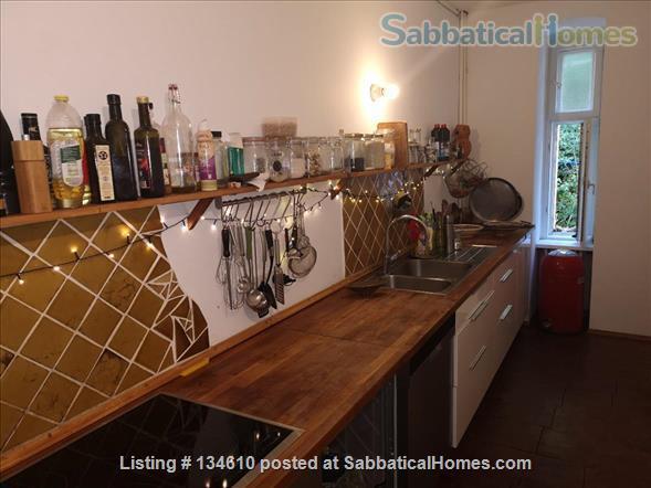 Beautiful home in the heart of Berlin-Schöneberg Home Rental in Berlin, Berlin, Germany 3
