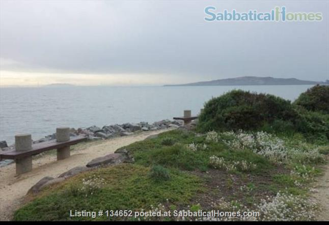 Waterfront Retreat in Bay Area, near UC Berkeley and San Francisco Home Rental in Richmond, California, United States 1