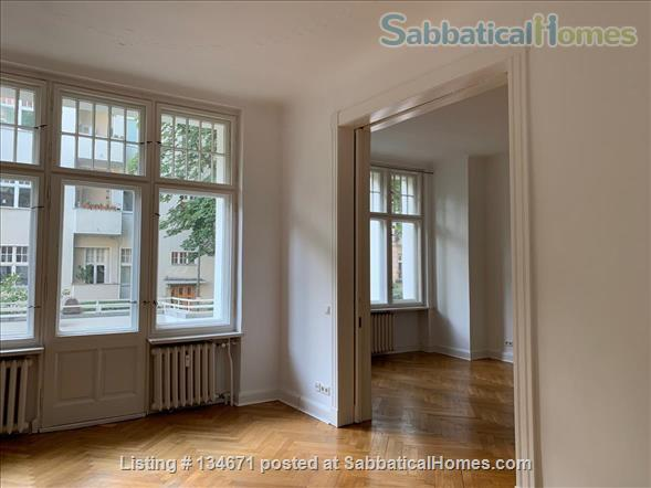 """Lovely, spacious, """"Altbau"""" apartment for 1-2 year rental in Berlin, Germany Home Rental in Berlin, Berlin, Germany 1"""