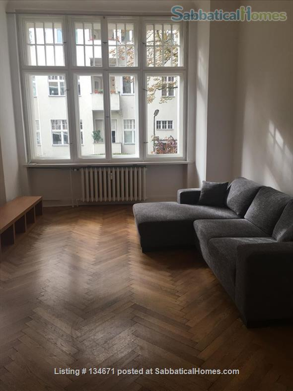 """Lovely, spacious, """"Altbau"""" apartment for 1-2 year rental in Berlin, Germany Home Rental in Berlin, Berlin, Germany 0"""