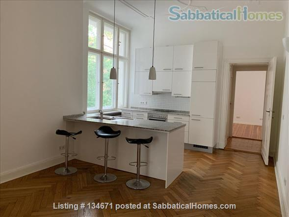 """Lovely, spacious, """"Altbau"""" apartment for 1-2 year rental in Berlin, Germany Home Rental in Berlin, Berlin, Germany 2"""