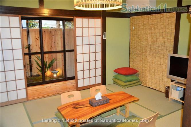 Spacious cozy home, great lcation Home Rental in Kyoto, Kyoto, Japan 0