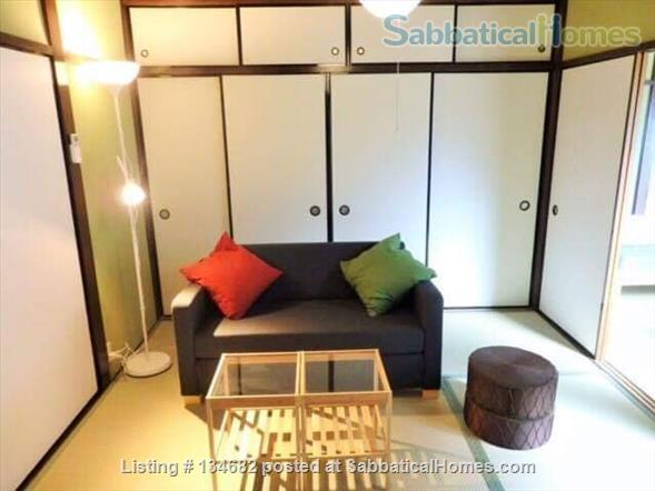 Spacious cozy home, great lcation Home Rental in Kyoto, Kyoto, Japan 2