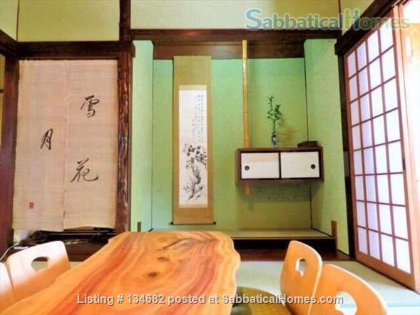 Spacious cozy home, great lcation Home Rental in Kyoto, Kyoto, Japan 6