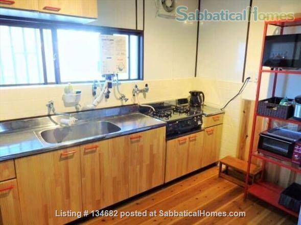 Spacious cozy home, great lcation Home Rental in Kyoto, Kyoto, Japan 8