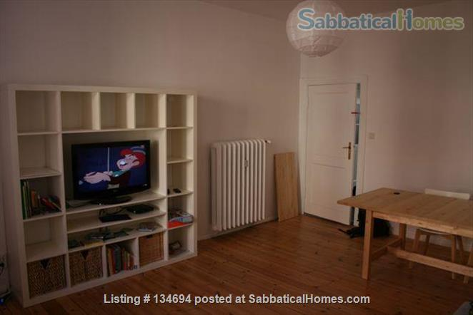 2-ROOM APARTMENT FULLY FURBISHED CLOSE TO RUDOLF VIRCHOW KLINIKUM, TEGEL AIRPORT UND U6 Home Rental in Berlin 4