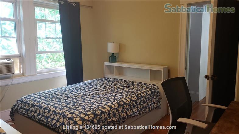 Bright room in spacious apartment near BC, BU, and bus to Medical Area. Home Rental in Boston, Massachusetts, United States 2