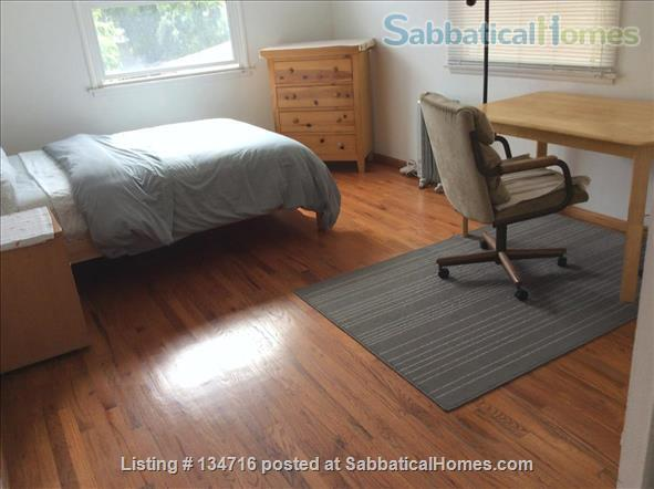 Santa Monica Quaint 1 bdrm, 1 bath apt in quiet 4-plex  Home Rental in Santa Monica, California, United States 1
