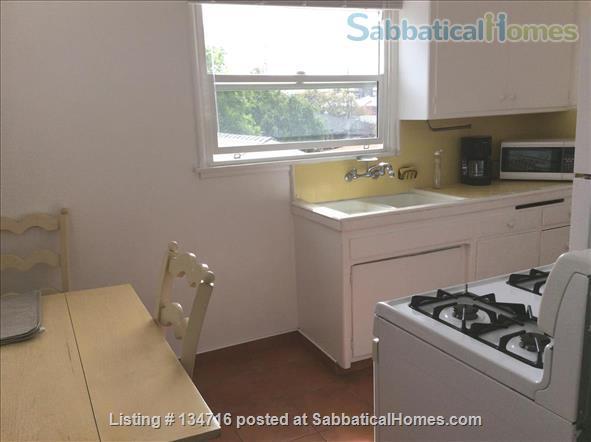 Santa Monica Quaint 1 bdrm, 1 bath apt in quiet 4-plex Home Rental in Santa Monica, California, United States 0