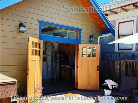 Charming Alameda cottage Home Rental in Alameda, California, United States 1