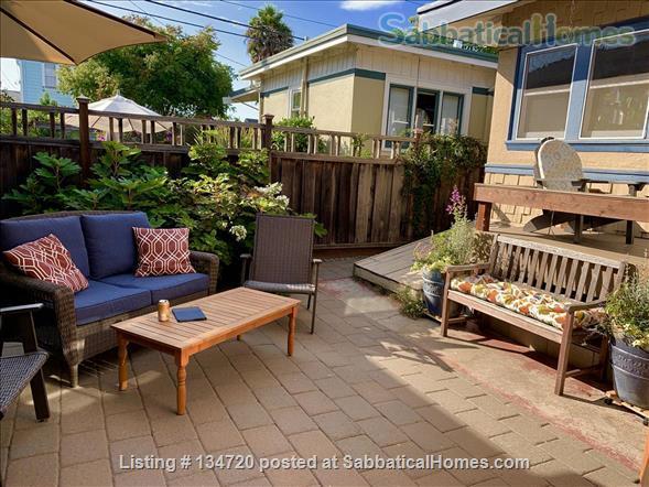 Charming Alameda cottage Home Rental in Alameda, California, United States 3