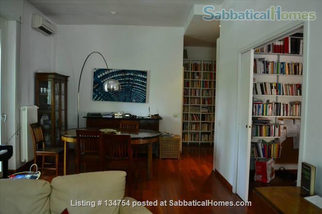 Spacious flat near San Giovanni - Rome Home Rental in Roma, Lazio, Italy 0