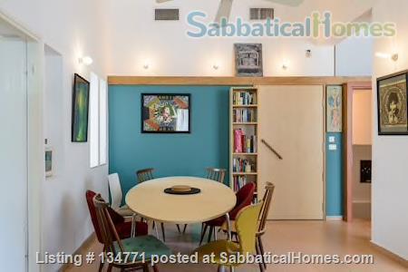 WELCOME to real Tel Aviv-central 2 bed apt 2 blocks from beach Home Rental in Tel Aviv-Yafo, Tel Aviv District, Israel 3