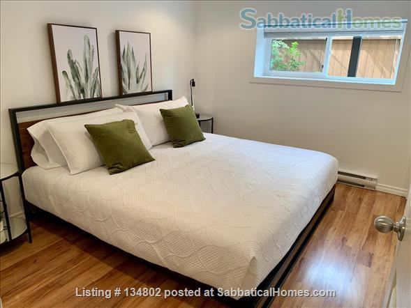Fantastic location, newly furnished legal 2 bedroom suite  Home Rental in Victoria, British Columbia, Canada 4