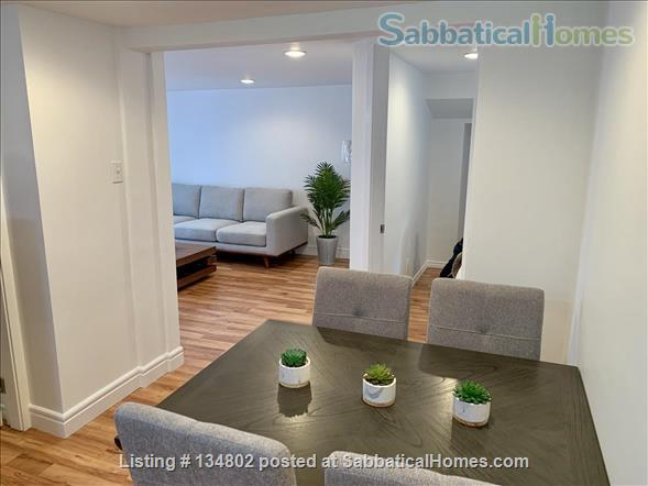 Fantastic location, newly furnished legal 2 bedroom suite  Home Rental in Victoria, British Columbia, Canada 6