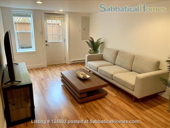 Fantastic location, newly furnished legal 2 bedroom suite  Home Rental in Victoria, British Columbia, Canada 7