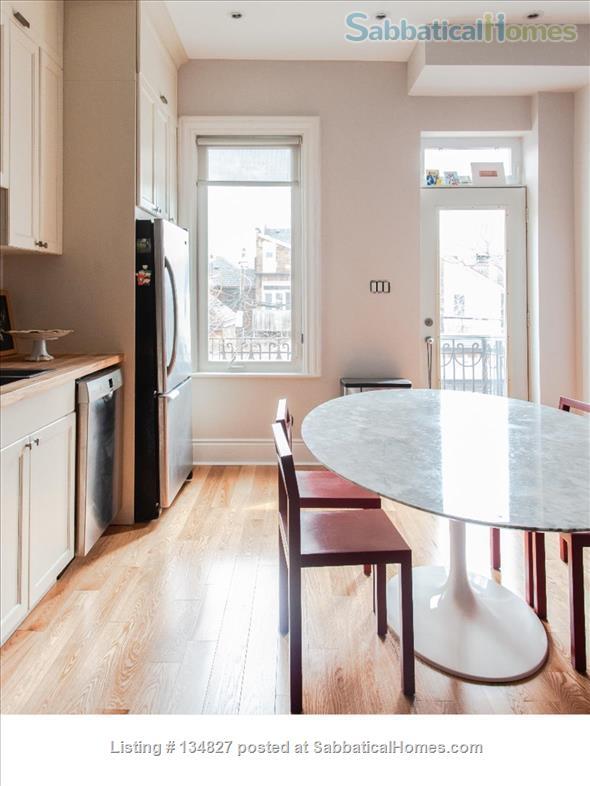 3 Bedroom Trinity Bellwoods - Toronto Home Rental in Toronto, Ontario, Canada 3