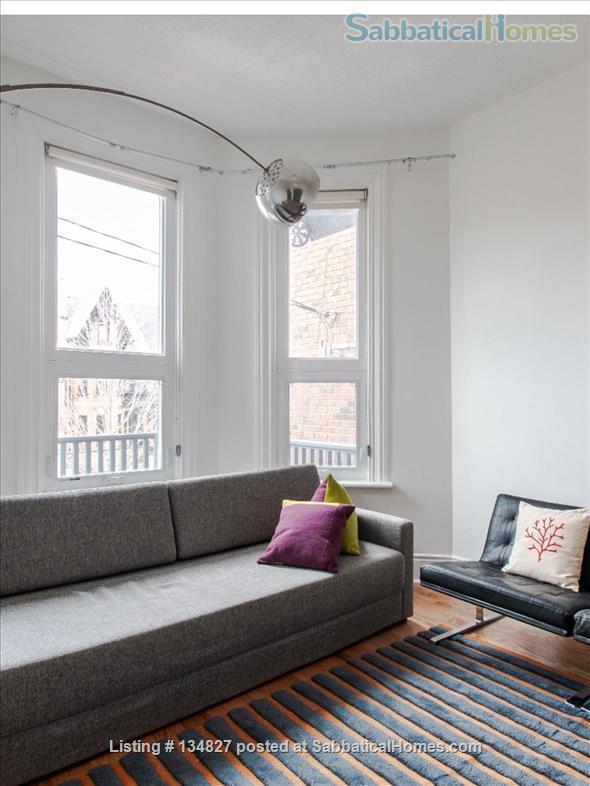 3 Bedroom Trinity Bellwoods - Toronto Home Rental in Toronto, Ontario, Canada 5