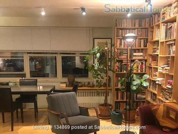 New York  Lovely two bedroom Apartment in Tribeca Overlooking Hudson Home Rental in New York 1