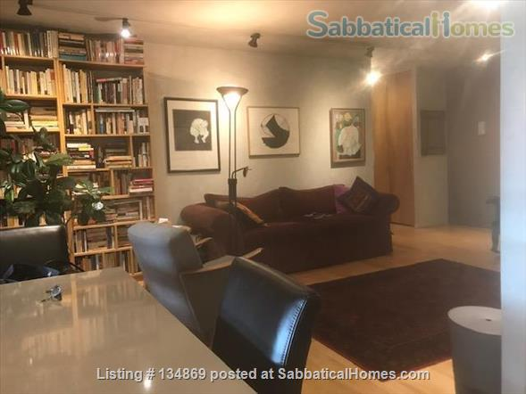New York  Lovely two bedroom Apartment in Tribeca Overlooking Hudson Home Rental in New York 4