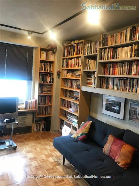 New York  Lovely two bedroom Apartment in Tribeca Overlooking Hudson Home Rental in New York 5