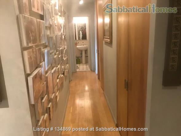 New York  Lovely two bedroom Apartment in Tribeca Overlooking Hudson Home Rental in New York 8