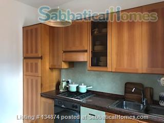 Top floor bright terrace appartment, 5 mins to San Marco Home Rental in Venice, Veneto, Italy 6
