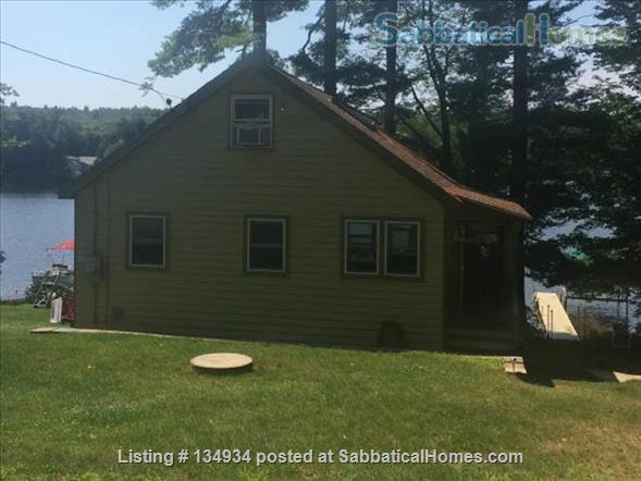Lake Front Property Seasonal Rental Home Rental in Shutesbury, Massachusetts, United States 0
