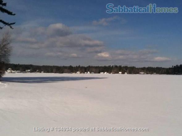 Lake Front Property Seasonal Rental Home Rental in Shutesbury, Massachusetts, United States 2