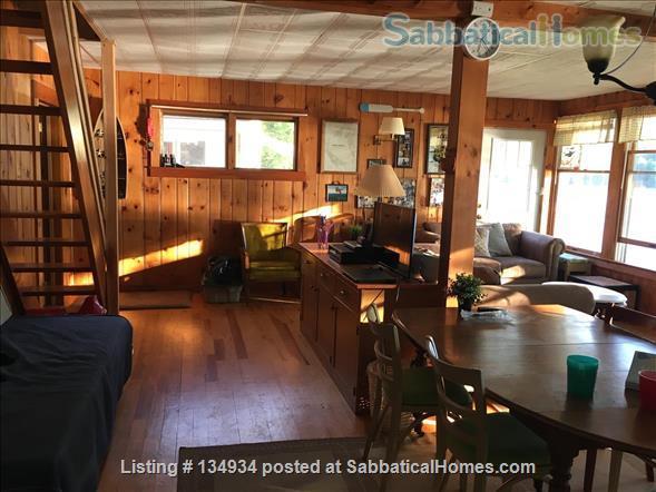 Lake Front Property Seasonal Rental Home Rental in Shutesbury, Massachusetts, United States 6