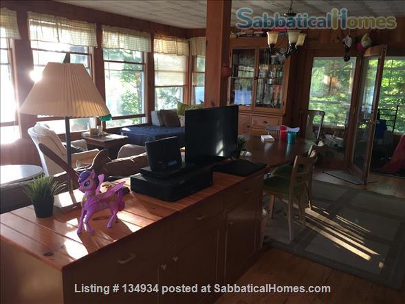 Lake Front Property Seasonal Rental Home Rental in Shutesbury, Massachusetts, United States 8