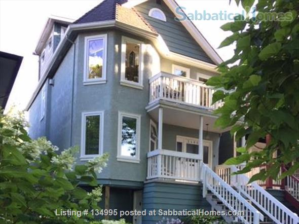 Bright clean apartment in  a great community setting Home Rental in Vancouver, British Columbia, Canada 1