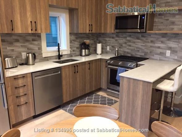 Bright clean apartment in  a great community setting Home Rental in Vancouver, British Columbia, Canada 5