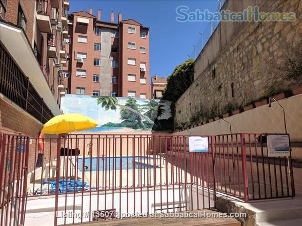 Perfect location to enjoy all Madrid has to offer. Home Rental in Madrid, Comunidad de Madrid, Spain 9