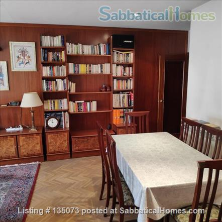 Perfect location to enjoy all Madrid has to offer.  Home Rental in Madrid, Comunidad de Madrid, Spain 0