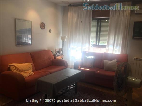 Perfect location to enjoy all Madrid has to offer.  Home Rental in Madrid, Comunidad de Madrid, Spain 2