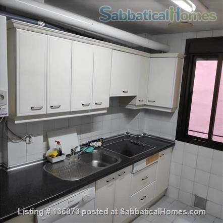 Perfect location to enjoy all Madrid has to offer.  Home Rental in Madrid, Comunidad de Madrid, Spain 5