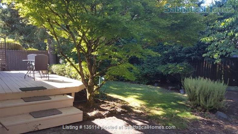 Spacious and Light Filled Home in NE Portland Home Rental in Portland, Oregon, United States 7