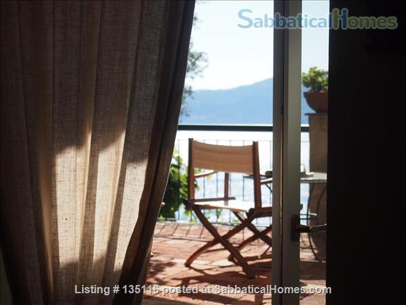 Quiet house with amazing view in the Italian Riviera Home Rental in Zoagli, Liguria, Italy 9
