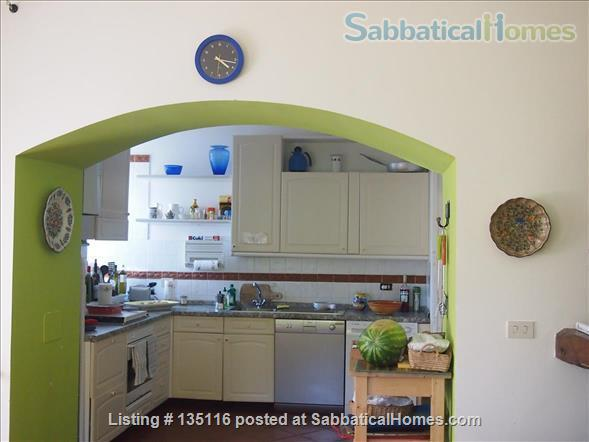 Quiet house with amazing view in the Italian Riviera Home Rental in Zoagli, Liguria, Italy 4