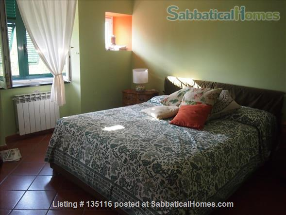 Quiet house with amazing view in the Italian Riviera Home Rental in Zoagli, Liguria, Italy 6
