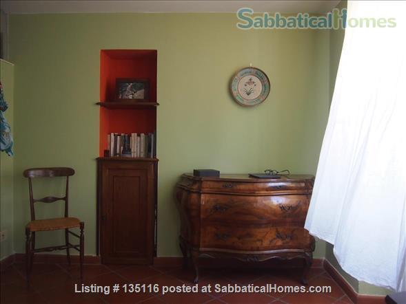 Quiet house with amazing view in the Italian Riviera Home Rental in Zoagli, Liguria, Italy 7