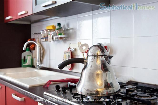 Comfort flat in Bologna  Home Rental in Bologna 4