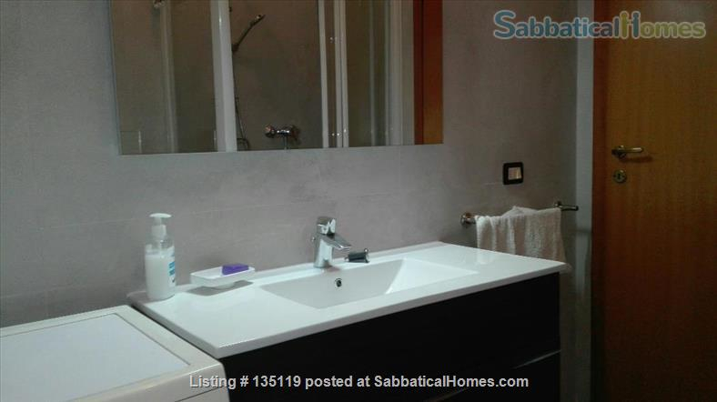 Comfort flat in Bologna  Home Rental in Bologna 5