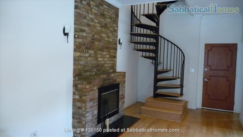 Beautiful  Sunny 2 Bedroom Duplex with 11 Windows and Washer/Dryer Home Rental in New York, New York, United States 0